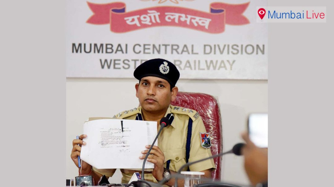 RPF constable shots himself at Mumbai Central station