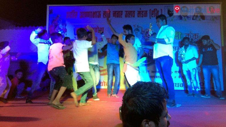 माघी गणेशोत्सवानिमित्त नृत्य स्पर्धा