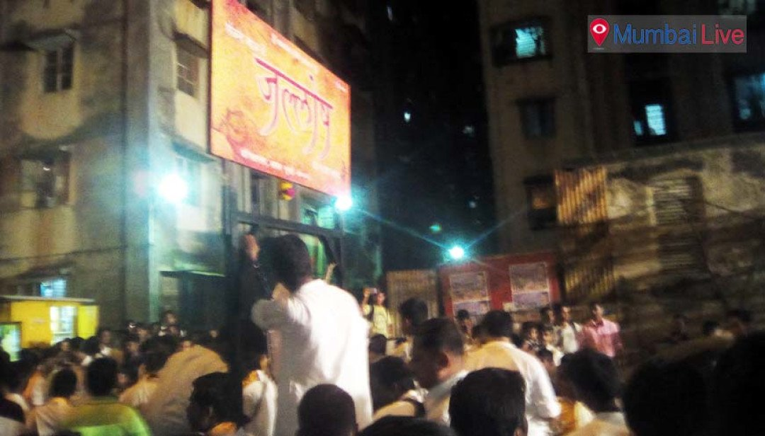 Dutta Jayanti marked with palkhi procession