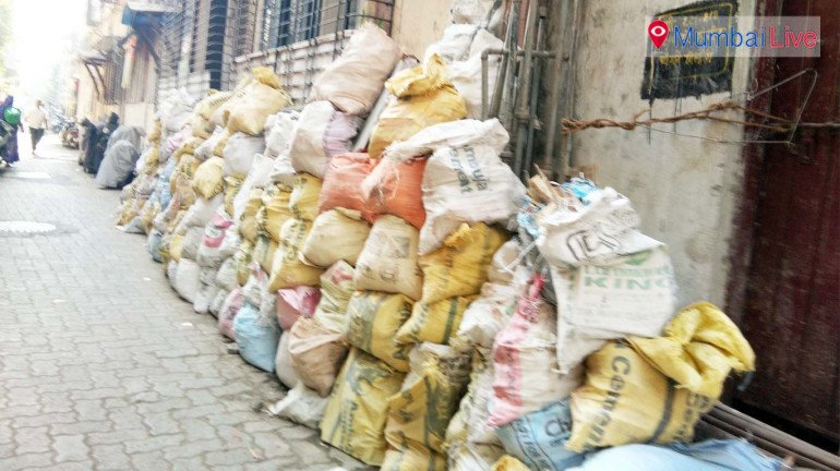 Debris woes for commuters