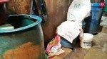डेढ़ वर्षीय बच्चे की बोरे में मिली लाश