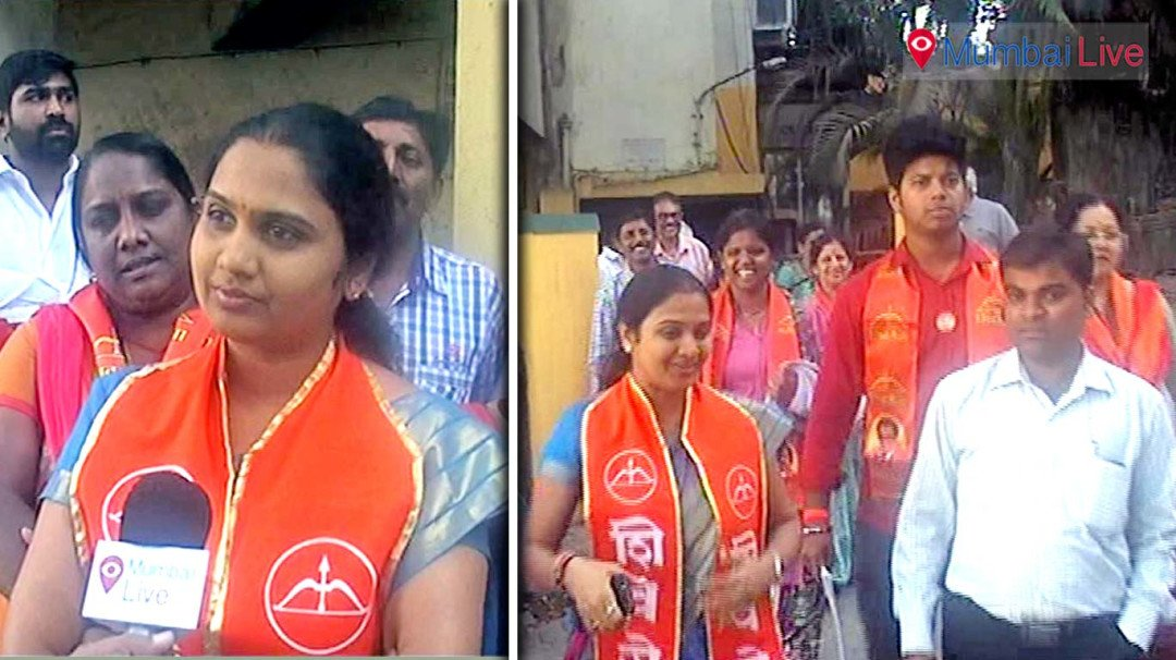 Deepa Patil all set for election campaigning