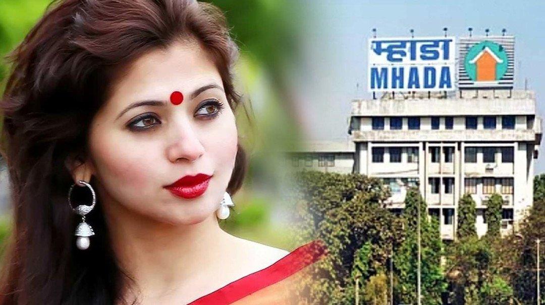 Did Actor Deepali Sayyad dupe MHADA?