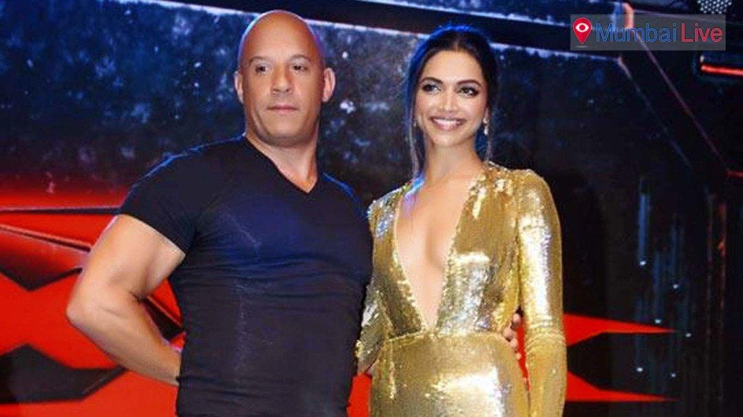 Deepika sidelines Ranveer for Vin Diesel