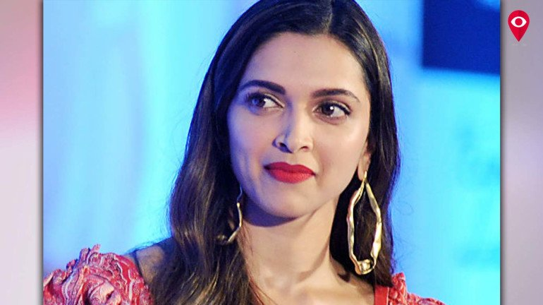 Did this incident dampen our Mastani's spirits?