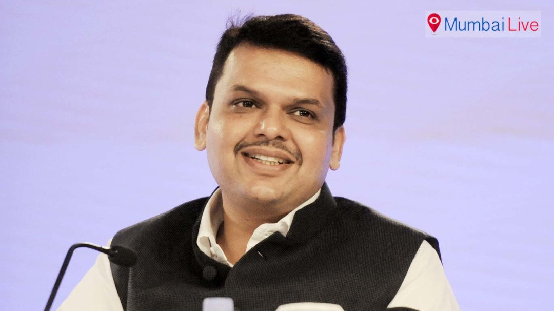 CM Devendra Fadnavis live from Somaiya ground