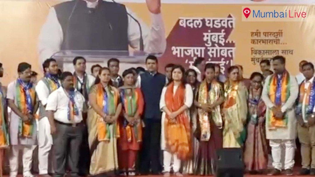 CM promises a Modern Mumbai