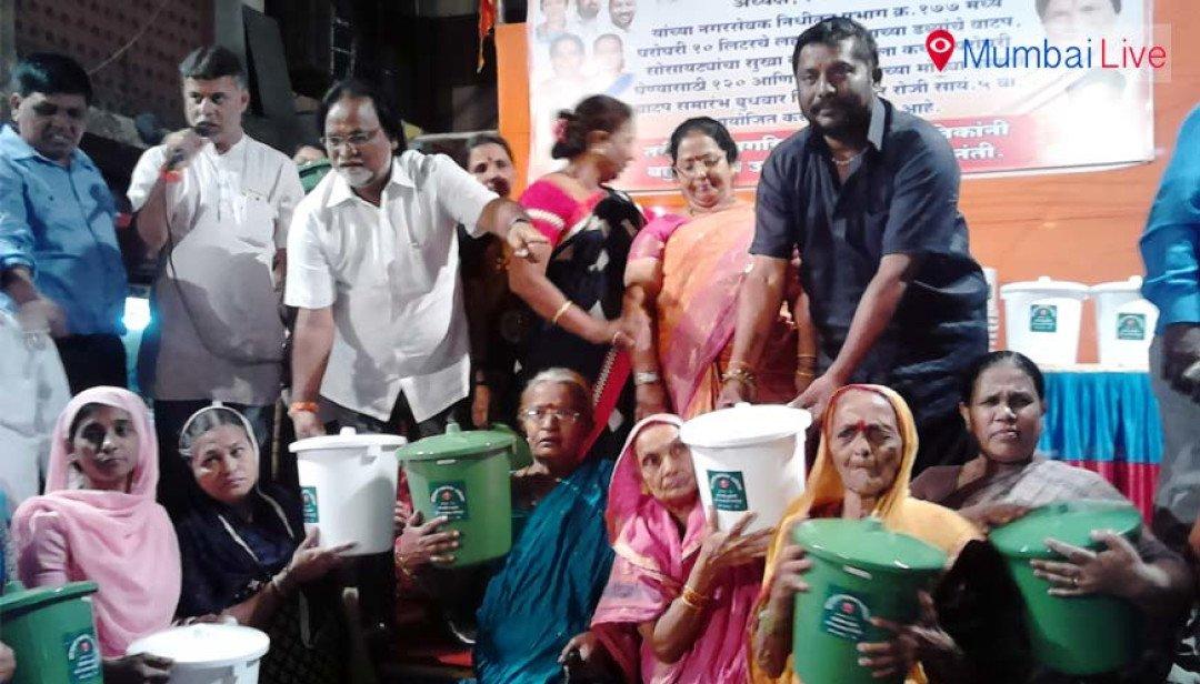Drive to make Dharavi garbage-free