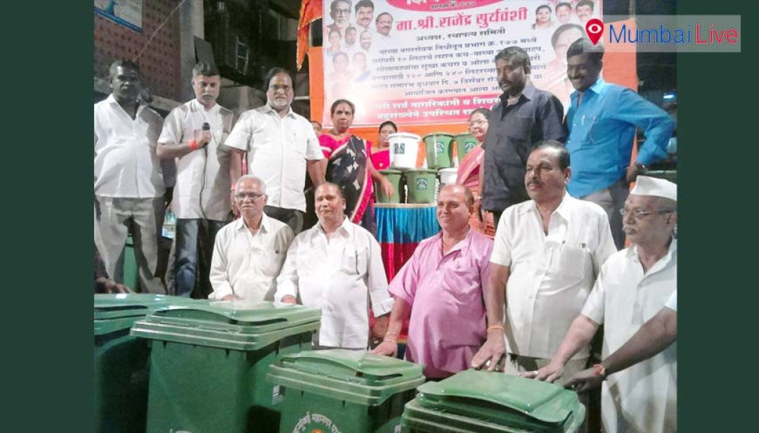 Drive to make Dharavi garbage-free