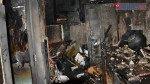 धारावी में लगी आग...