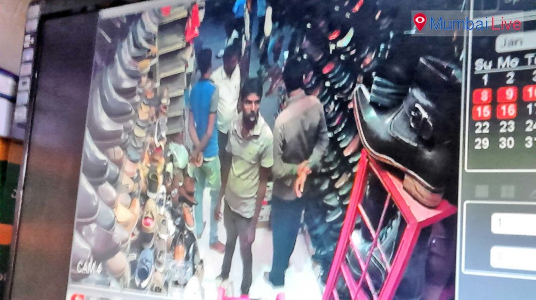 Shop robbed in Dharavi