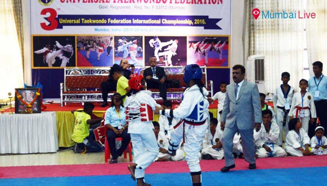 Maharashtra wins 50 gold medals in Taekwondo Championshi