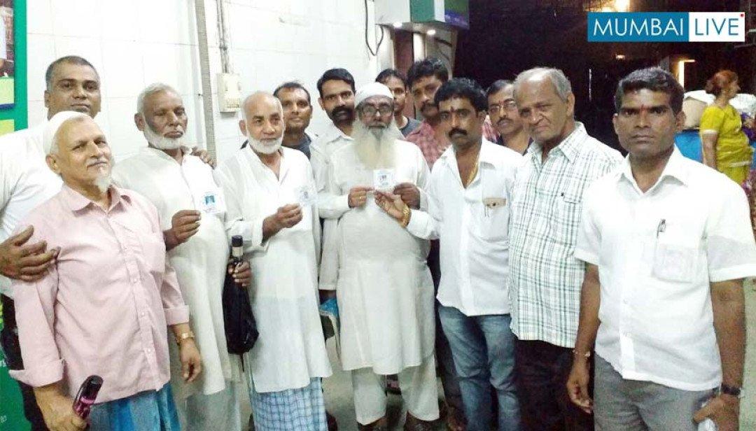 Shiv sena to support Senior citizens!