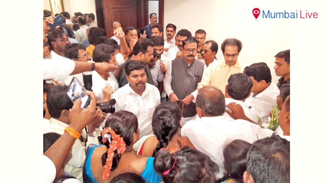 NCP candidates join Sena