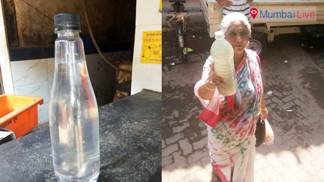 Dharavi residents unite against contaminated water