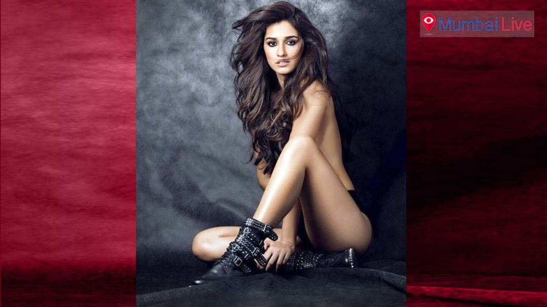 Disha poses topless for Dabboo's calendar