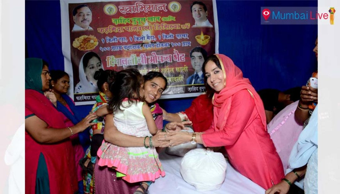 Fahmida D'silva's noble gesture