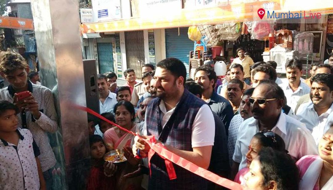 BJP opens public relation offices in Dindoshi