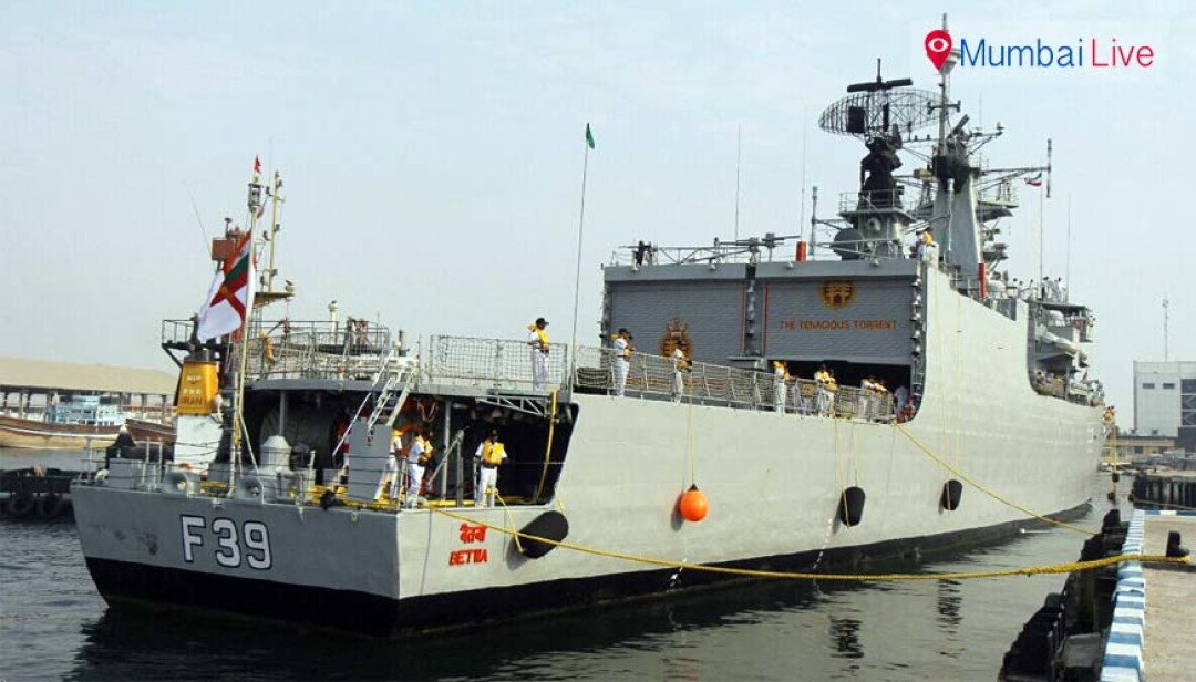 2 navy personnel die in INS Betwa mishap