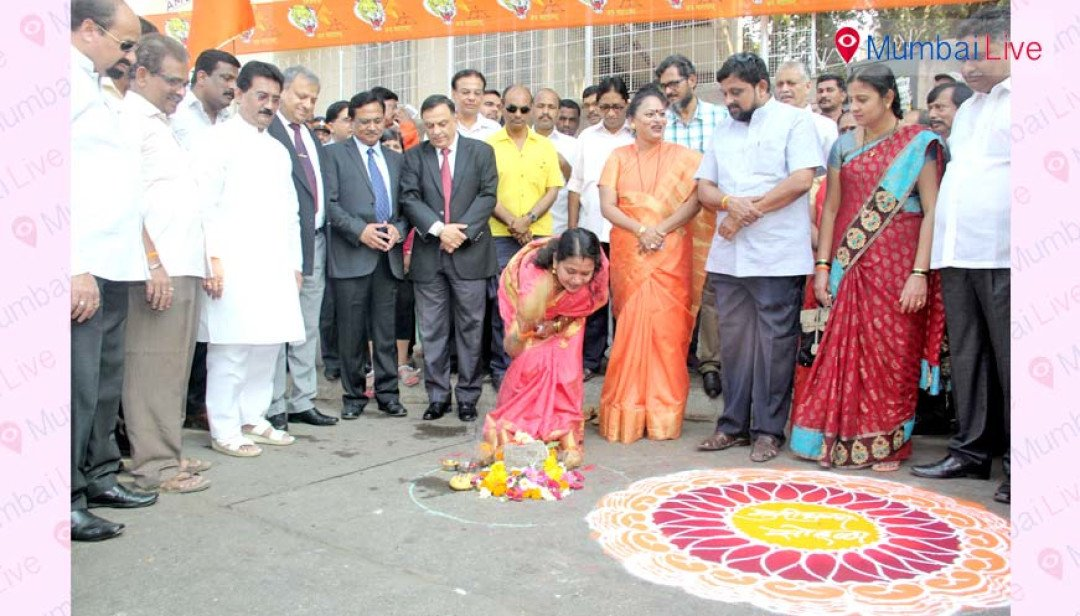 Mayor got busy in inaugurations ceremony