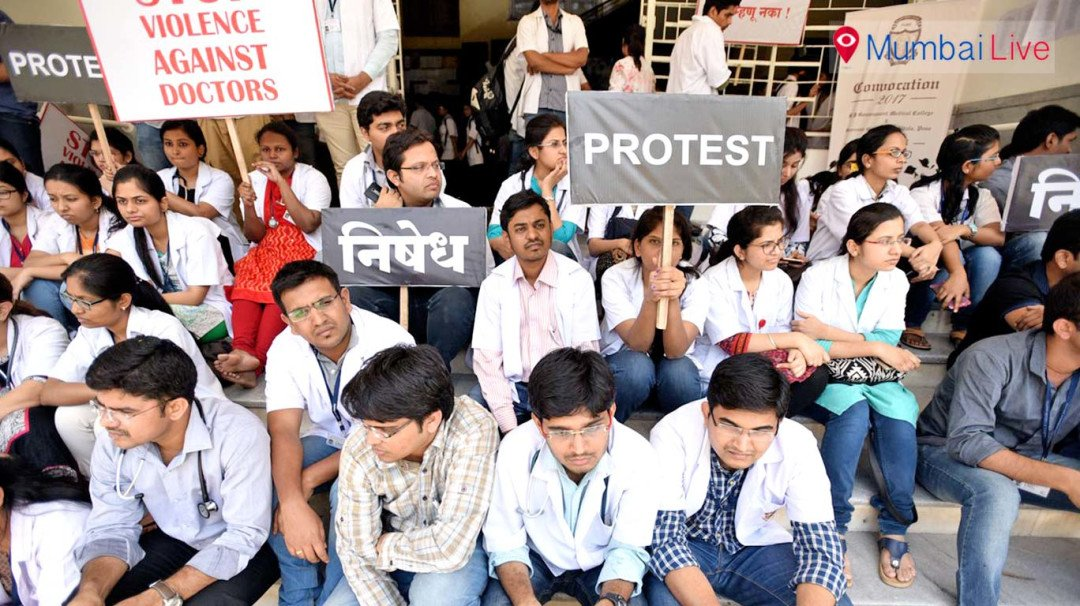 IMA asks all OPDs in city to shut down -Doctors' agitation worsens, HC hearing today