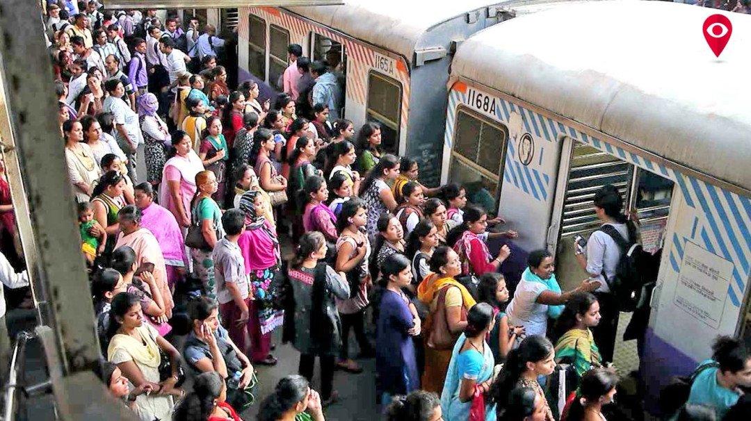 डोंबिवली बना सबसे ज्यादा भीड़-भाड़ वाला स्टेशन