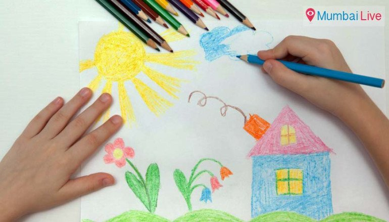 MNS' drawing contest on Children's Day