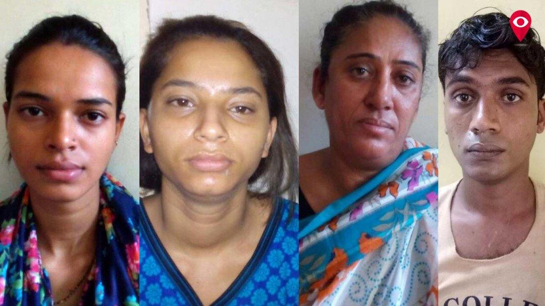 फिल्मसिटी में नशे का कारोबार करने वाला परमार परिवार पर पुलिस का शिकंजा