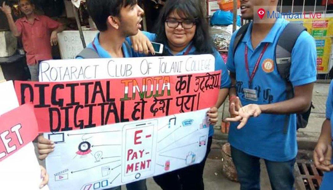 E- payment promotion campaign
