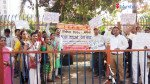 OBC Community protests against EVM