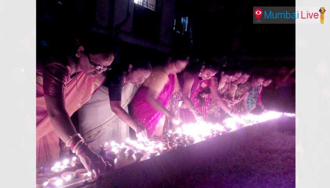 Eco-friendly Diwali at Maitri Society