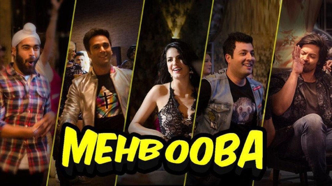 Fukrey returns gives a twist to Bollywood retro song  'Oh Meri Mehbooba'