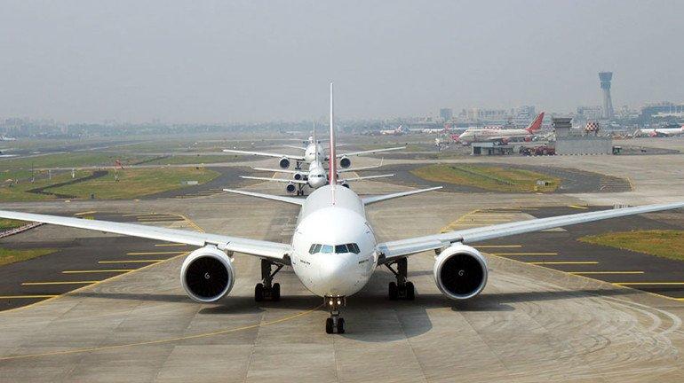 Chhatrapati Shivaji International Airport sets a record as it handles 969 flights in a day