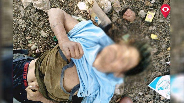 चोर समजून अनोळखी इसमाची हत्या, तिघांना अटक