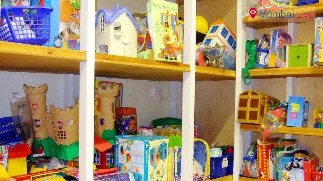 BMC School starts toy library at the end of the academic year!!!