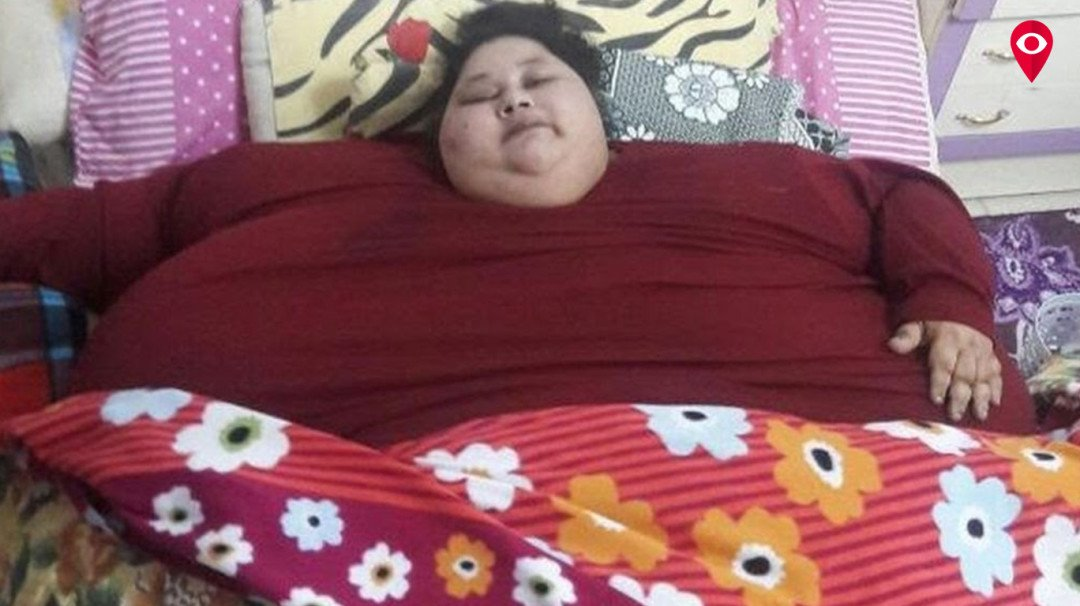 World's heaviest woman Eman Ahmed's sister denies her recovery
