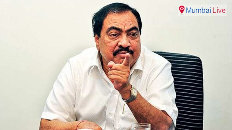 Eknath Khadse's bouncer to own ministers