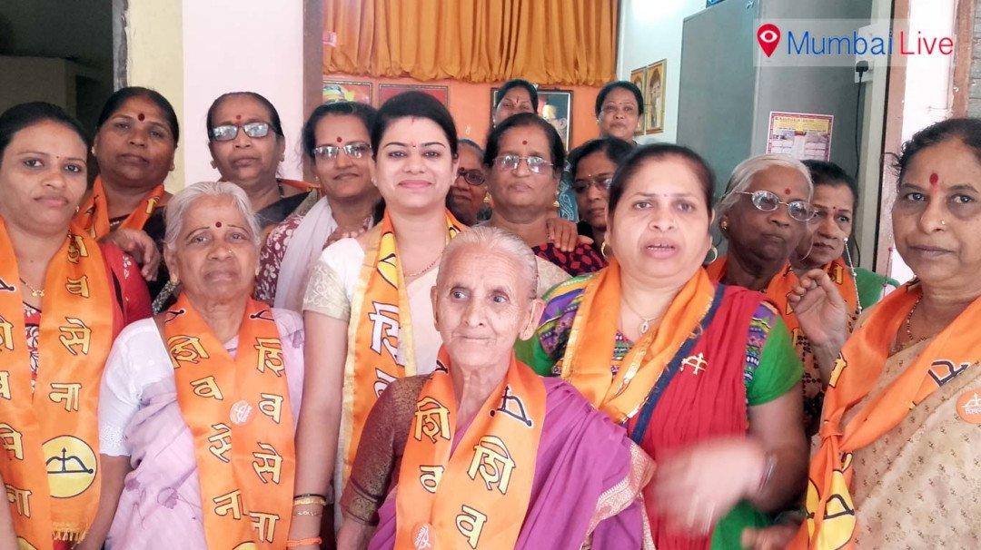 कांदिवली में उम्मीदवारों का आत्मविश्वास सातवें आसमान पर