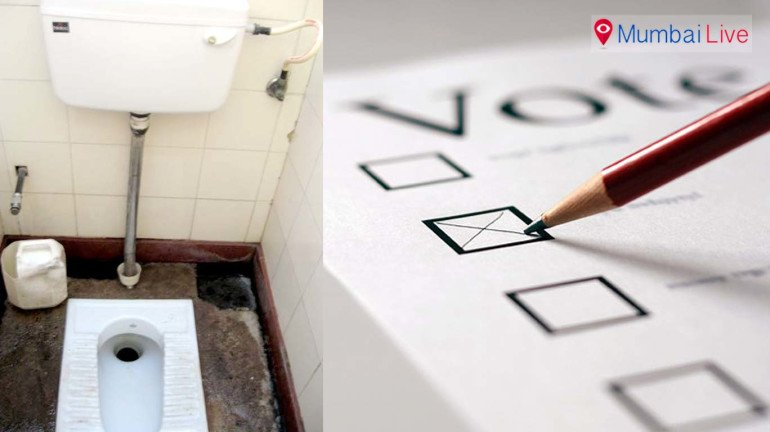 Want to contest elections? Build Toilet