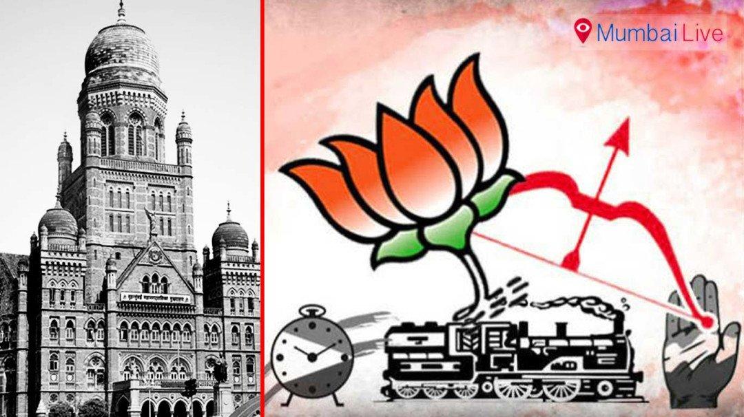 चुनावी सर्वे में शिवसेना-बीजेपी में कड़ी टक्कर.. देखें किसे कितनी सीटें मिली