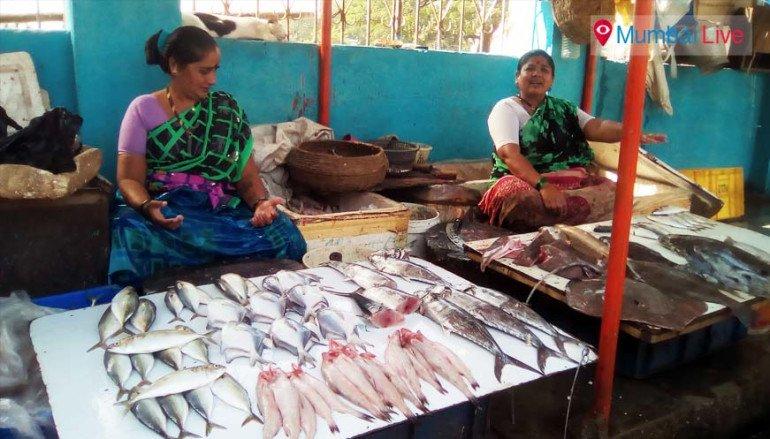 मछली विक्री पर भी नोट बंद का असर