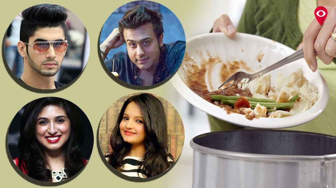TV celebs share their views about food