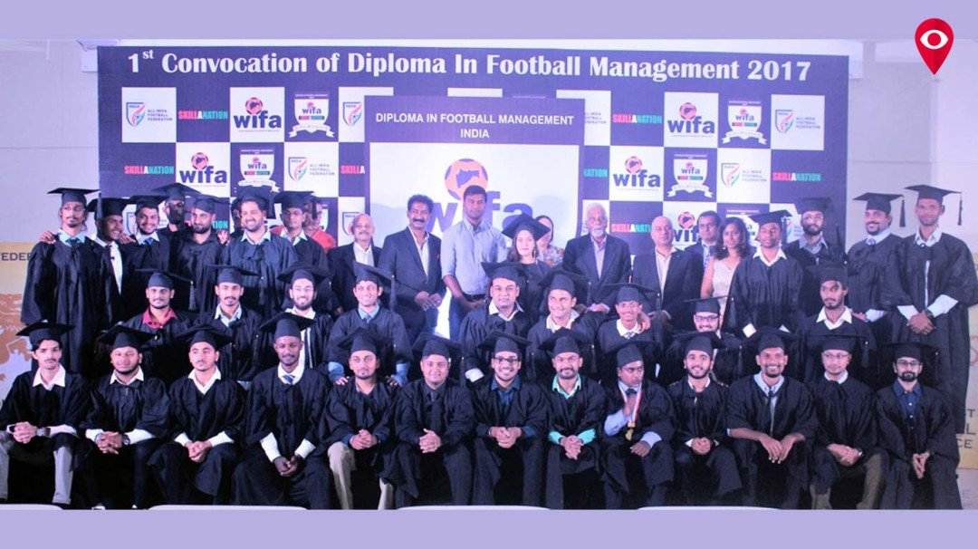 48 students graduate from inaugural football management course