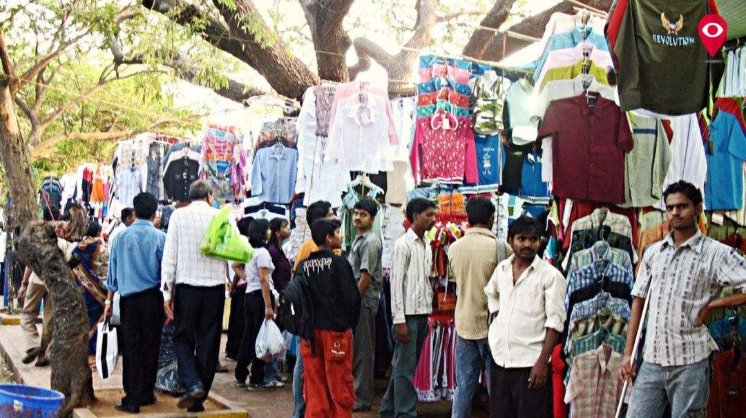 फैशन स्ट्रीट के 49 दुकानदारों को बीएमसी का नोटिस
