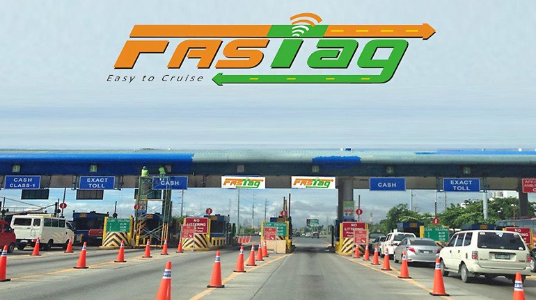Now avoid long queues at tollbooths with 'FASTag' e-toll collection system