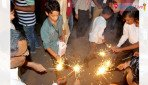 A Diwali with tribal students