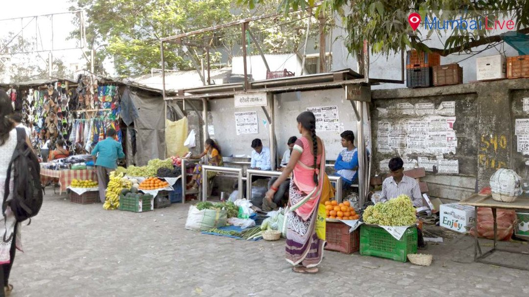 Hawkers woes for commuters in Borivali