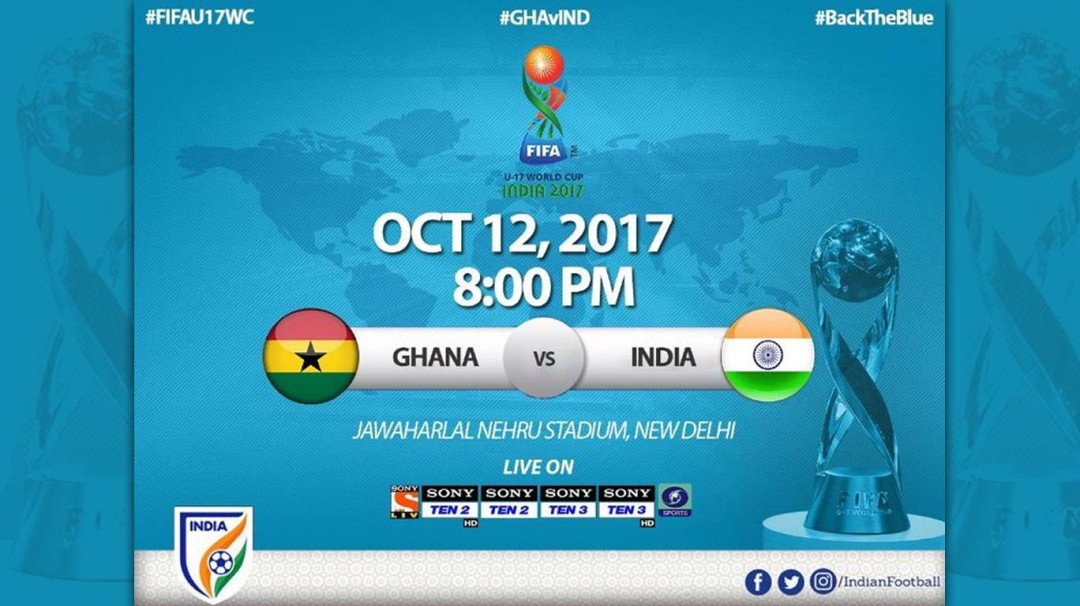 FIFA U-17 World Cup 2017: Ghana vs India Preview