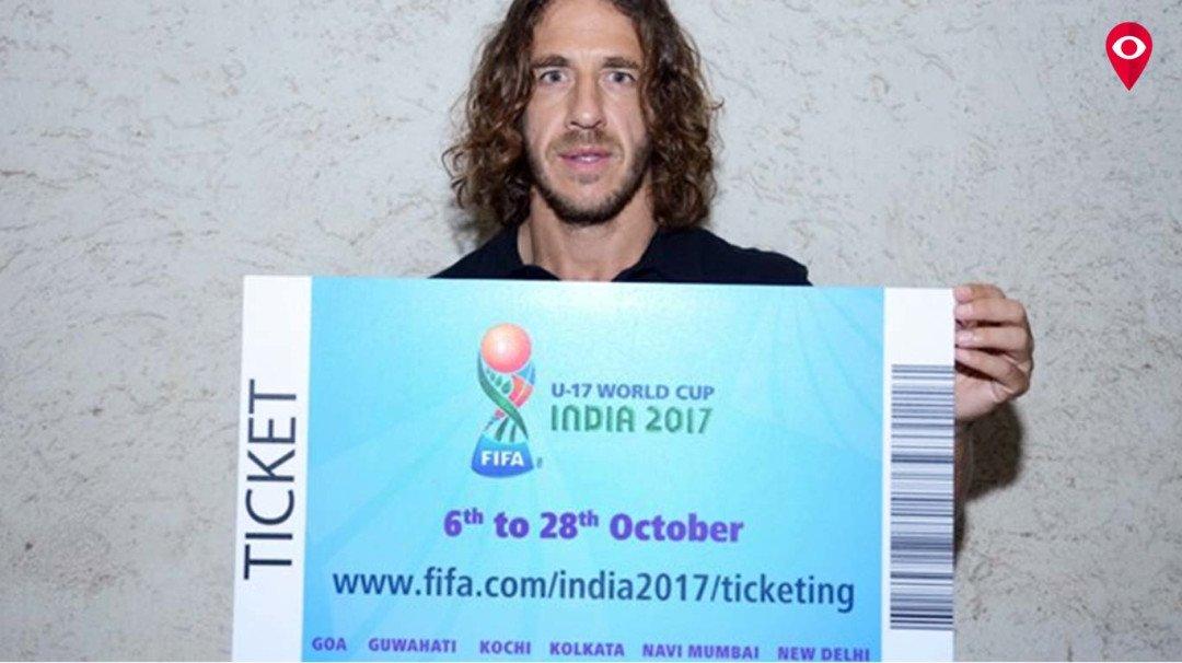 'फिफा विश्वचषक' स्पर्धेने मिळेल भारतीय फुटबॉलला प्रोत्साहन