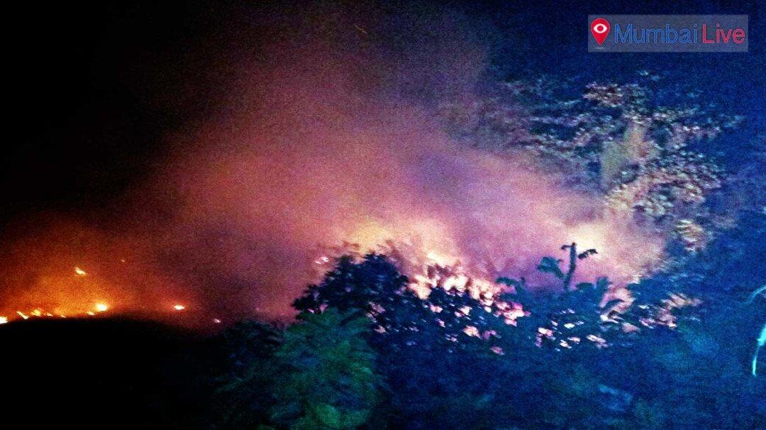 Blaze in Kurla